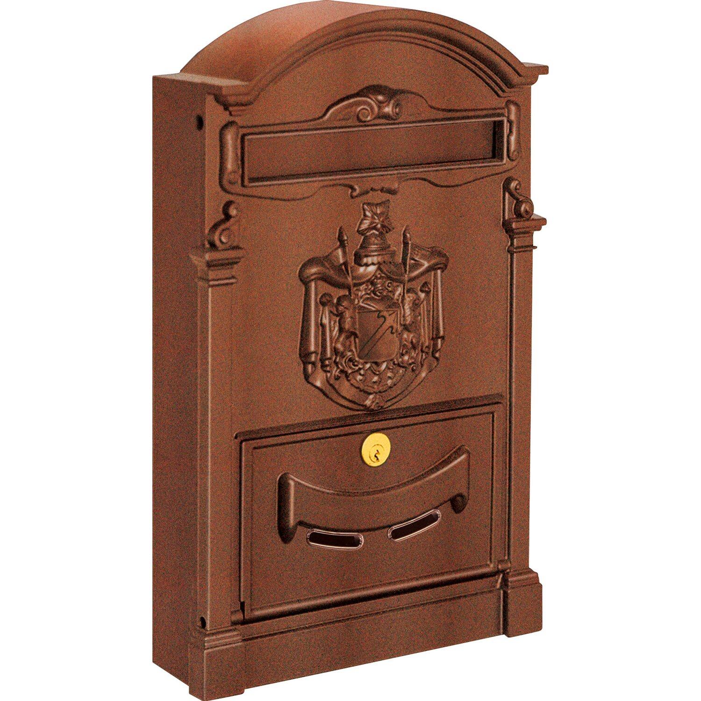 Alubox cassetta postale residence ruggine acquista da obi for Casette obi