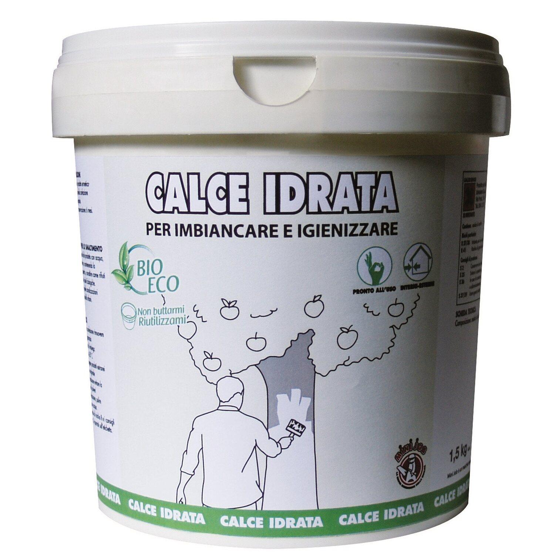 Calce idrata acquista da obi for Malta materiale