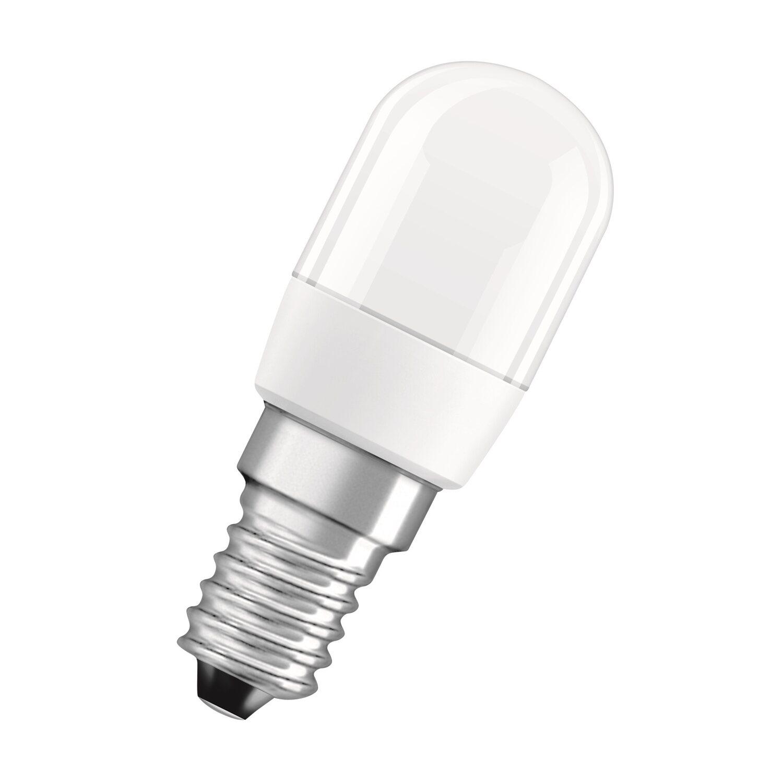 Osram lampada speciale a led a e14 1 4 w bianco caldo for Lampada led e14