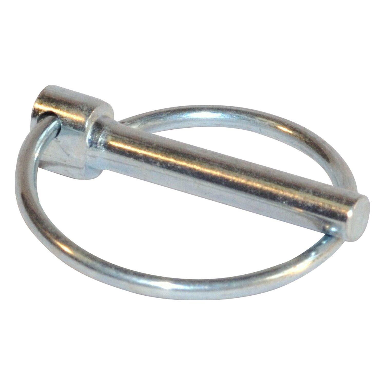 cercare autentica di fabbrica ultime tendenze del 2019 Coppiglia per bloccaggio ad anello acciaio zincato 4,5 mm x 35 mm
