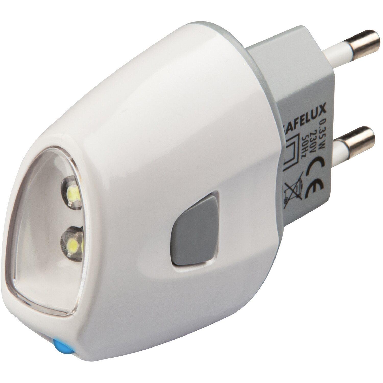 Lampada di emergenza con luce segnapasso bianca acquista da obi - Luci di emergenza casa ...