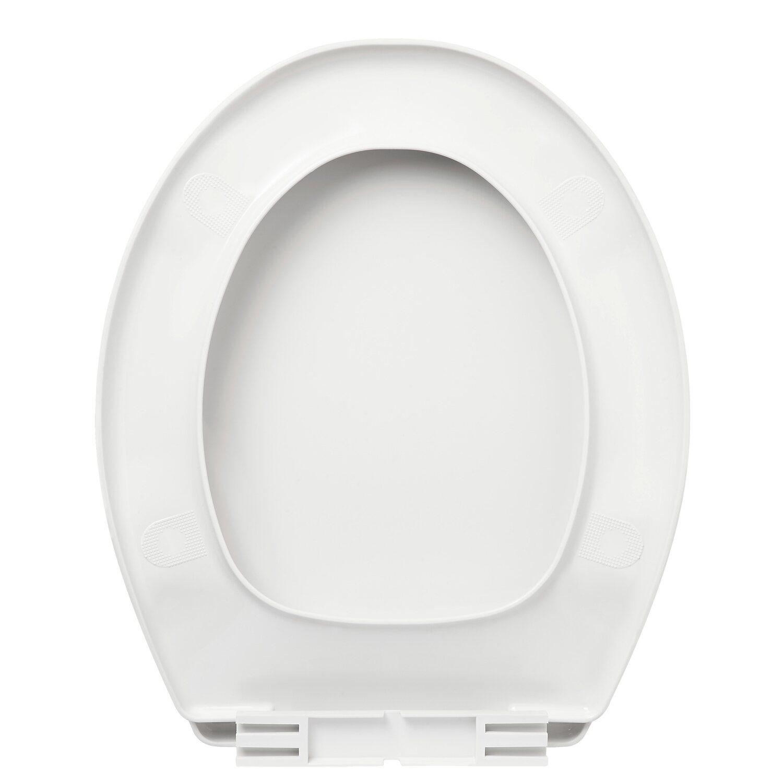 Cambiare tavoletta wc sospeso cheap copriwater coprivaso for Copriwater obi