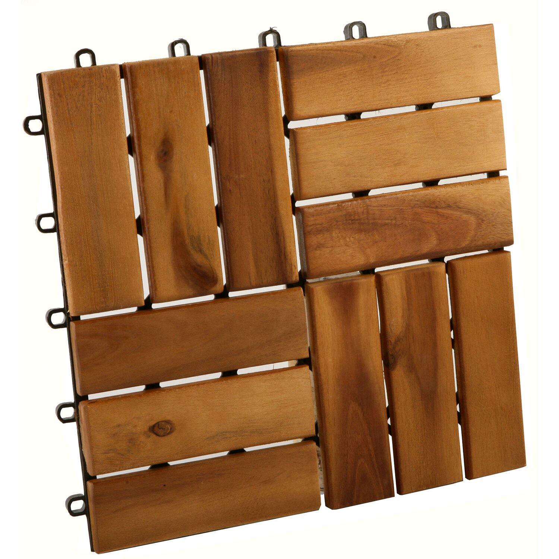 Piastrelle in legno da obi per il fai da te la casa il for Obi pannelli legno