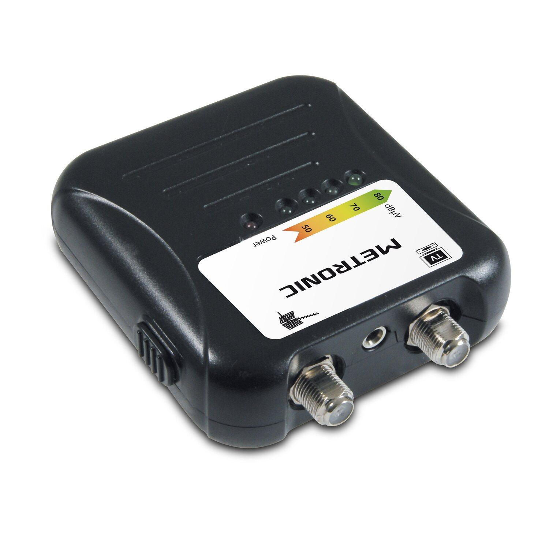 metronic misuratore di campo  Misuratore di segnale per antenne TV acquista da OBI