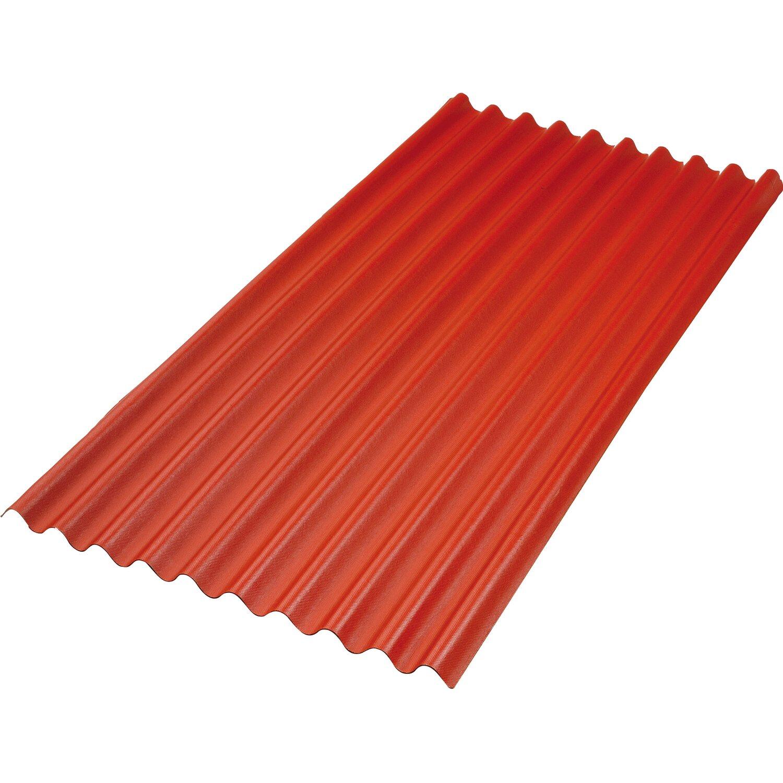 Lastra bitumata guttapral rossa acquista da obi for Obi pannelli legno