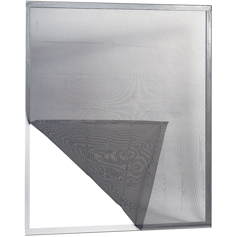 Irs zanzariera adesiva ecco 130 cm x 150 cm nera acquista for Cancelletti estensibili ikea