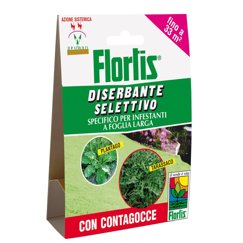 Flortis u 46 giardin 20 ml acquista da obi for Diserbante per erbacce