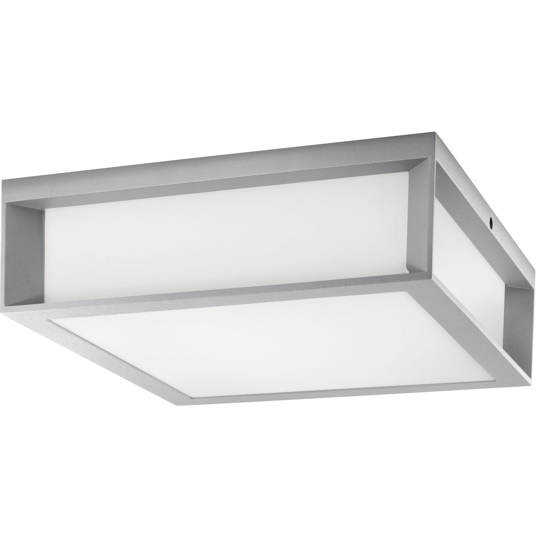 Philips applique da esterno a 2 faretti ecomoods 14 w for Obi illuminazione