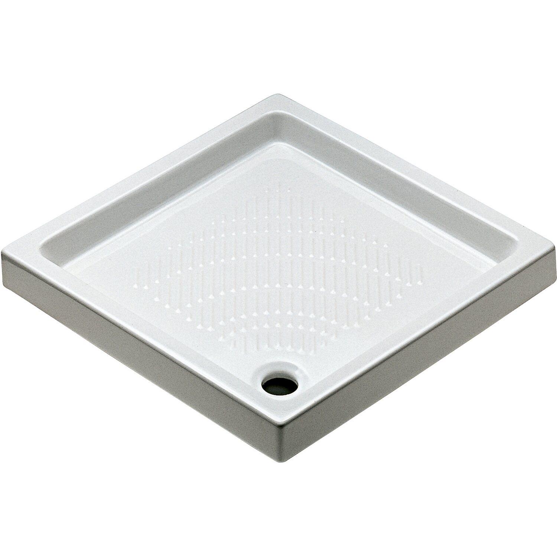 Piatto Doccia Prezzi Ideal Standard.Ideal Standard Piatto Doccia Basic Quadrato 80 Cm X 80 Cm