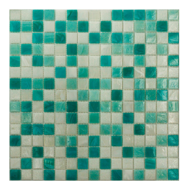 obi piastrelle mosaico decorativo mix classic plus marine 32 7 cm x 32 7