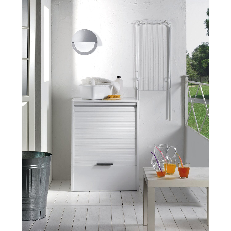 Mobile Per Lavatrice Moderno mobile coprilavatrice con serrandina | obi