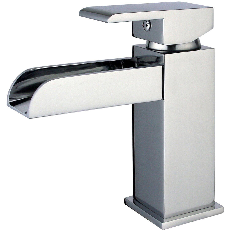 Miscelatore A Muro Per Lavabo miscelatore a cascata per lavabo kelle