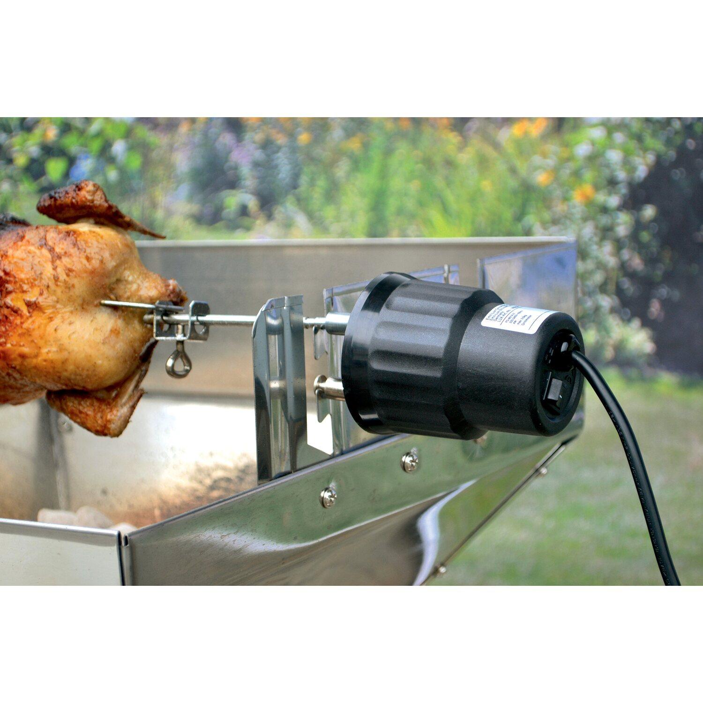 Obi motore girarrosto elettrico acquista da obi for Obi barbecue