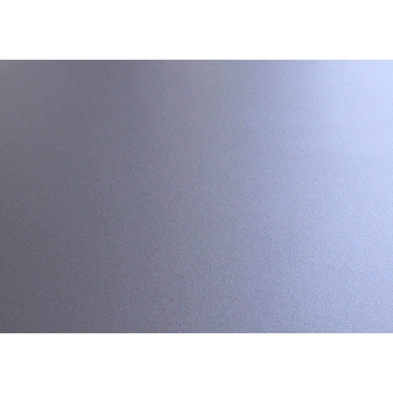 Pannelli Per Dietro Cucina schienale per cucina grigio nichel 280 cm x 65 cm