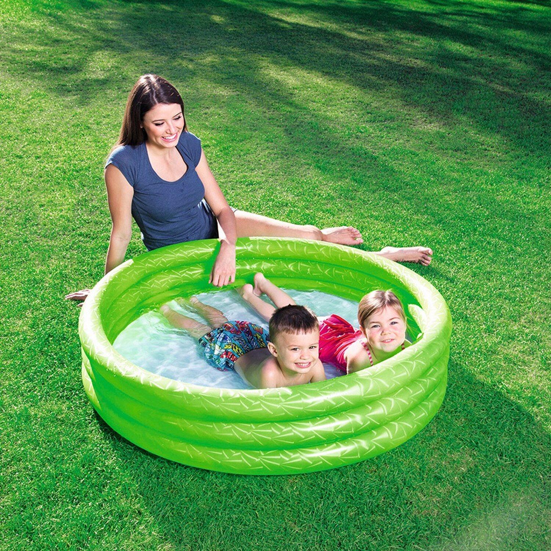 Bestway piscina baby 3 anelli colori assortiti acquista da obi for Planschbecken obi