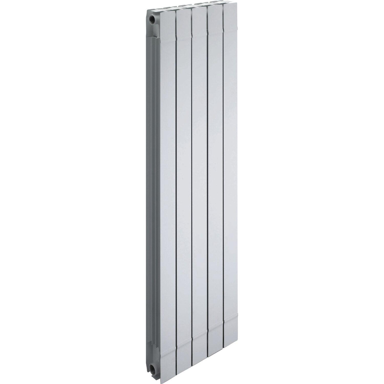 Radiatore kalis in alluminio interasse 180 cm 5 elementi for Obi radiatori