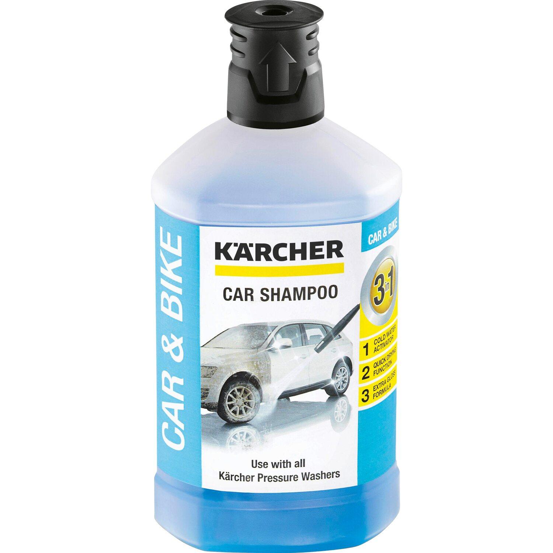 K rcher shampoo per auto da 1l acquista da obi for Idropulitrice obi