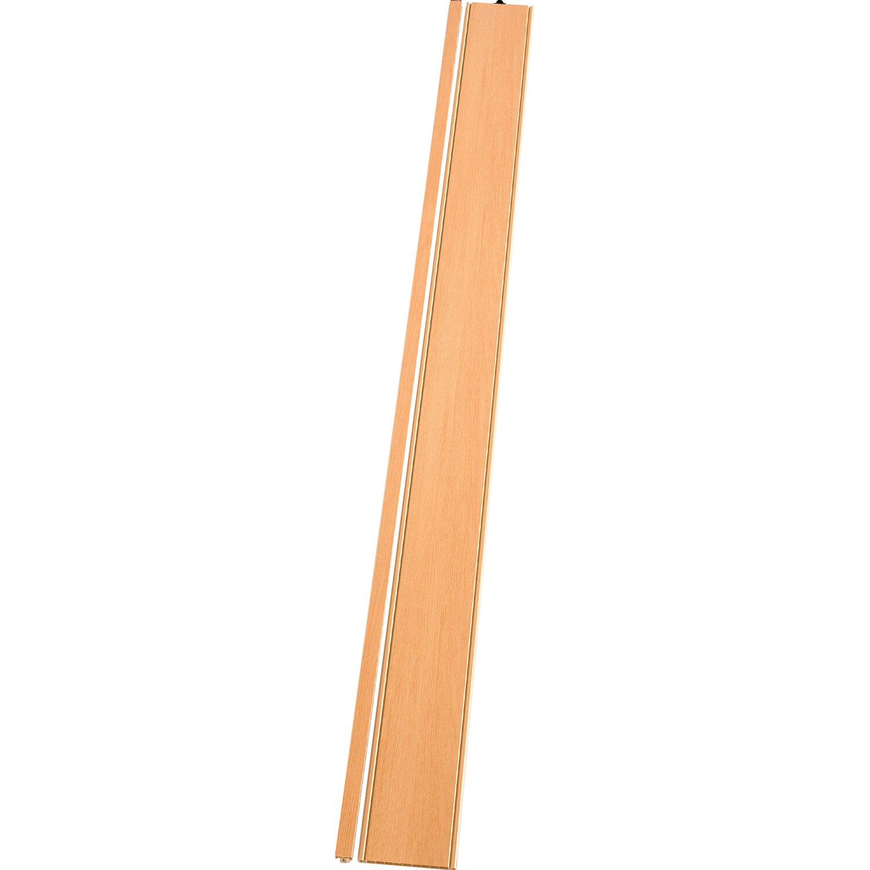 Pannello aggiuntivo per porta a soffietto axia rovere for Porte a soffietto obi