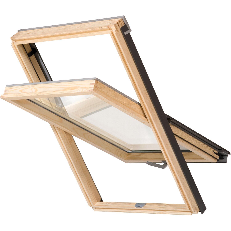 Finestra da tetto 55 cm x 78 cm acquista da obi for Finestra nel tetto