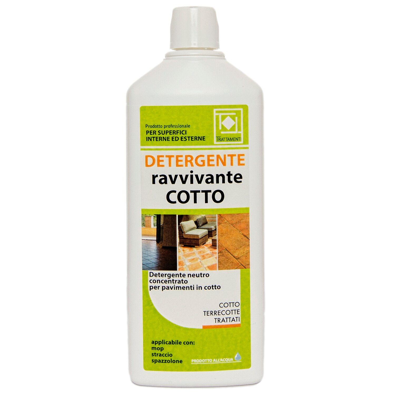 Prodotti Per Ravvivare Il Cotto detergente ravvivante cotto faber