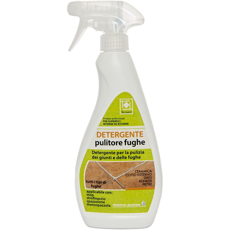 Prodotto Per Pulire Le Fughe.Detergente Spray Pulitore Per Fughe Faber Acquista Da Obi