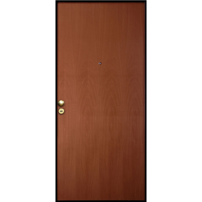 Porta blindata reina 90 x 210 tanganica apertura sinistra - Apertura porta blindata ...