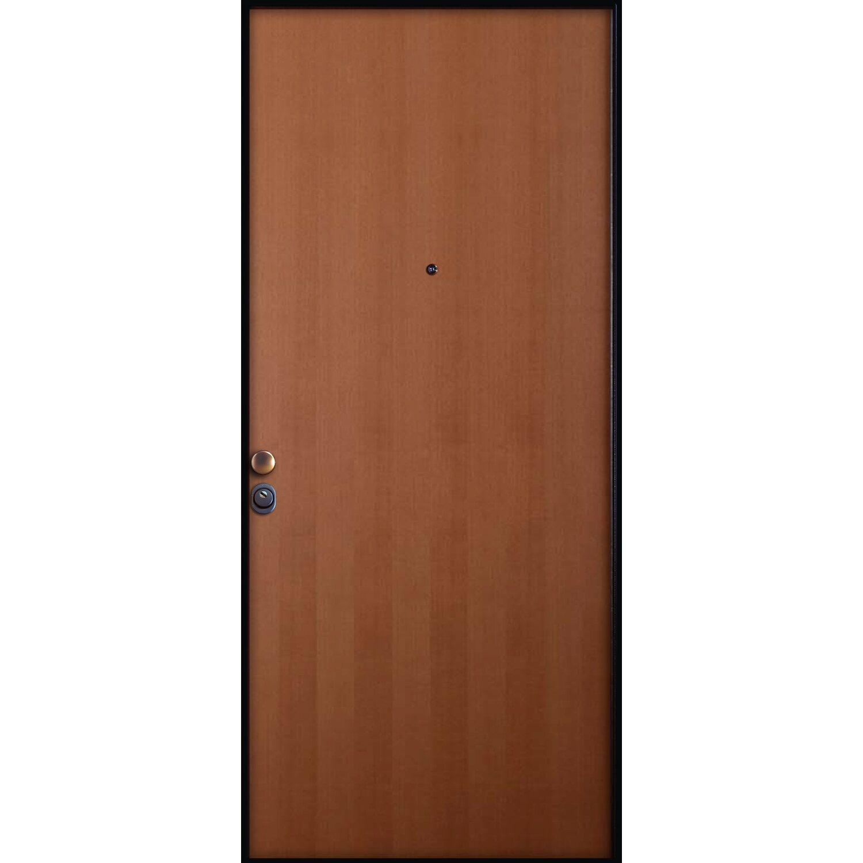 Porta blindata prado 90 cm x 210 cm apertura sinistra - Porta blindata esterno ...