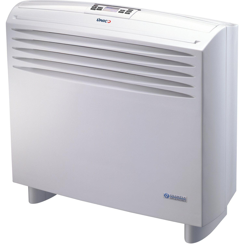 Olimpia splendid climatizzatore fisso mono unico easyhp b for Unico olimpia splendid prezzo