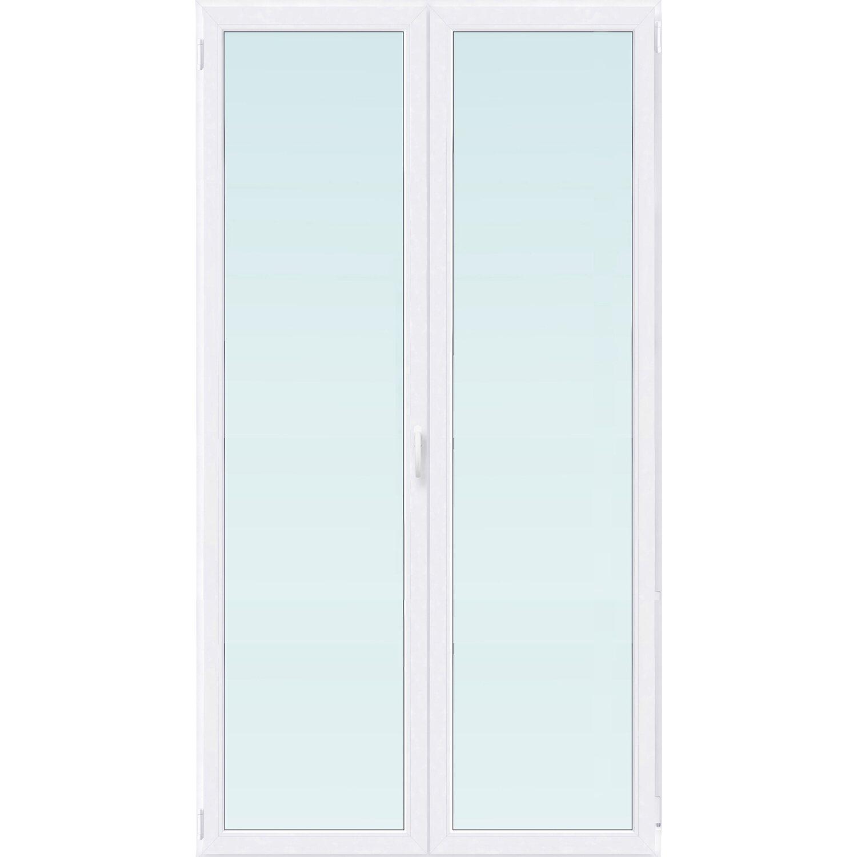 Finestra 2 ante 120 cm x 220 cm sinistra bianca acquista for Finestra 2 ante