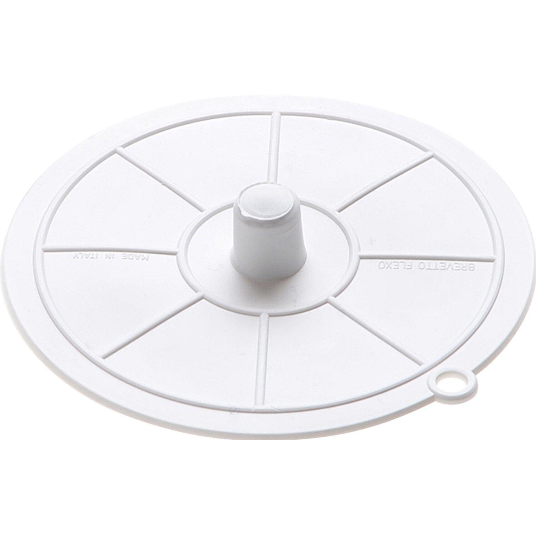 Tappo bianco per lavello cucina Ø 10 cm acquista da OBI