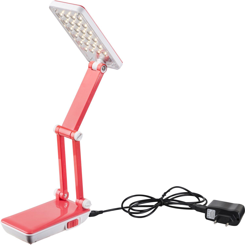 Lampada da scrivania led mapple plastica richiudibile for Led lampade
