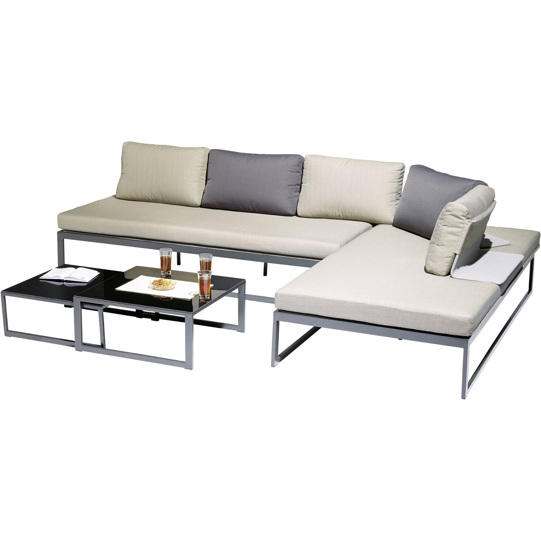 OBI set di mobili da giardino Cranston 4 pz acquista da OBI