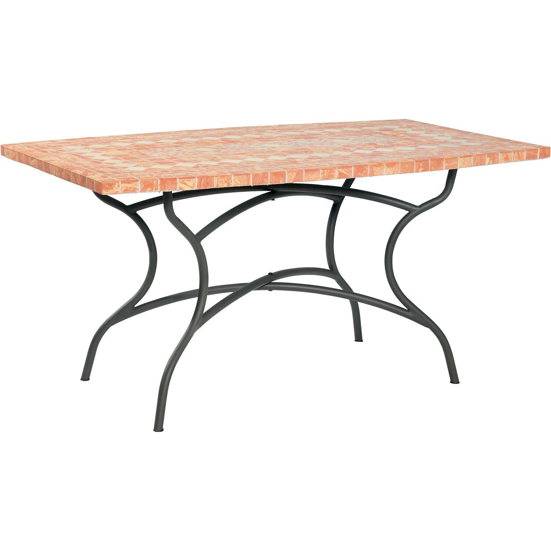 Tavoli Da Giardino In Legno Obi.Tavolo Rettangolare 150 Cm X 90 Cm X 75 Cm Obi