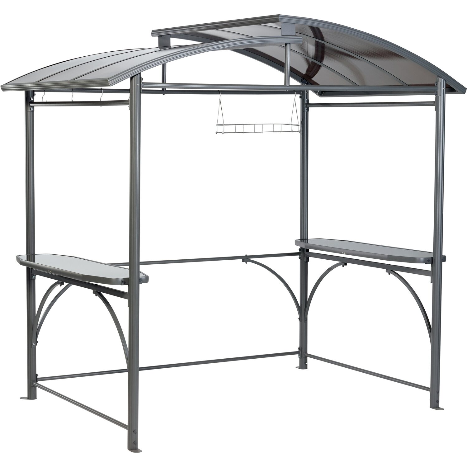 Obi gazebo lagos outdoor living acquista da obi for Obi barbecue
