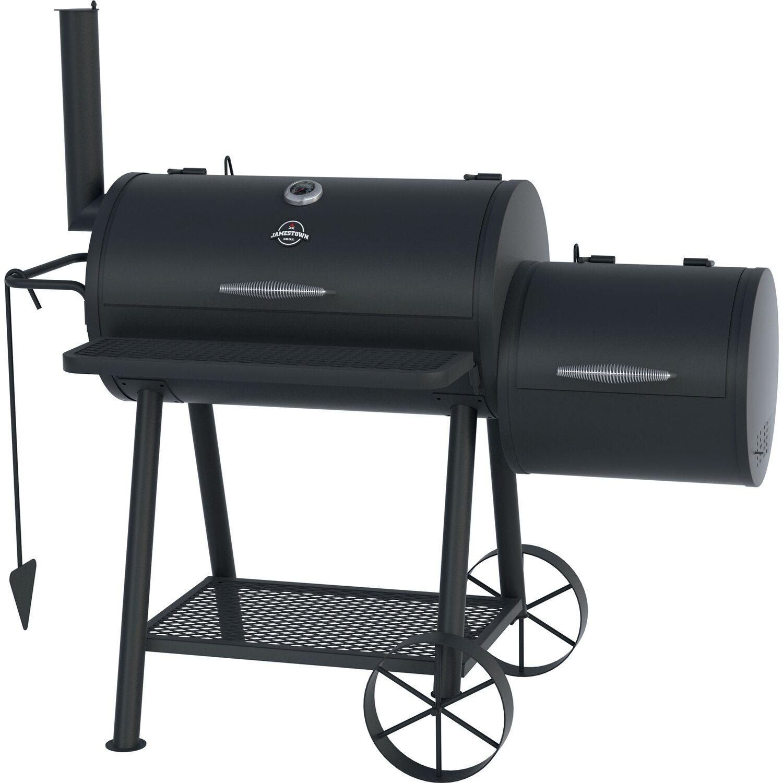 Jamestown barbecue a carbonella Smoker Charlton acquista ...