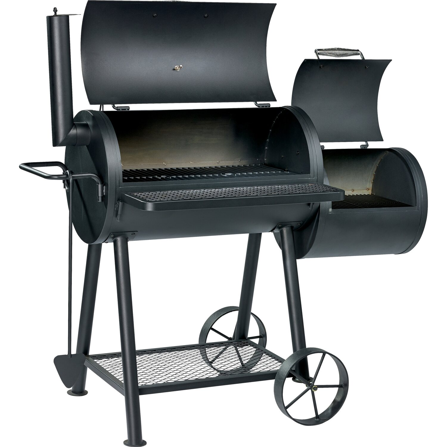 jamestown barbecue a carbonella smoker charlton acquista da obi. Black Bedroom Furniture Sets. Home Design Ideas