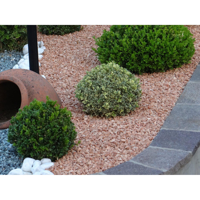 Granulato verona rosso 8 12 mm acquista da obi for Pietre bianche da giardino prezzo