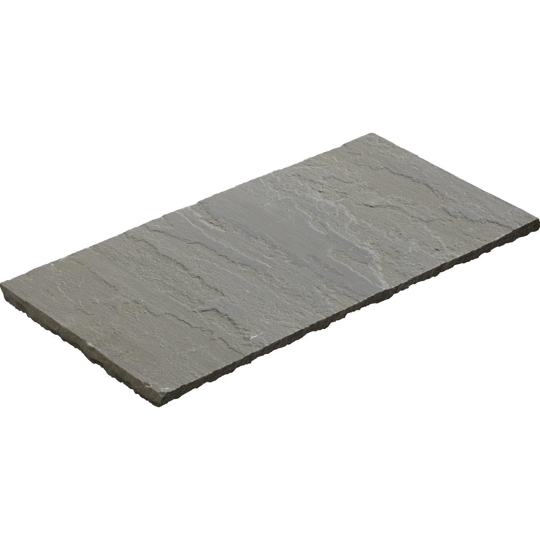 Lastra autumn grey 30x60x2 5 4 cm acquista da obi for Lastre bituminose obi
