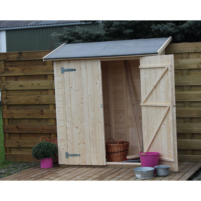 Armadio casetta in legno acquista da obi - Armadi da esterno obi ...