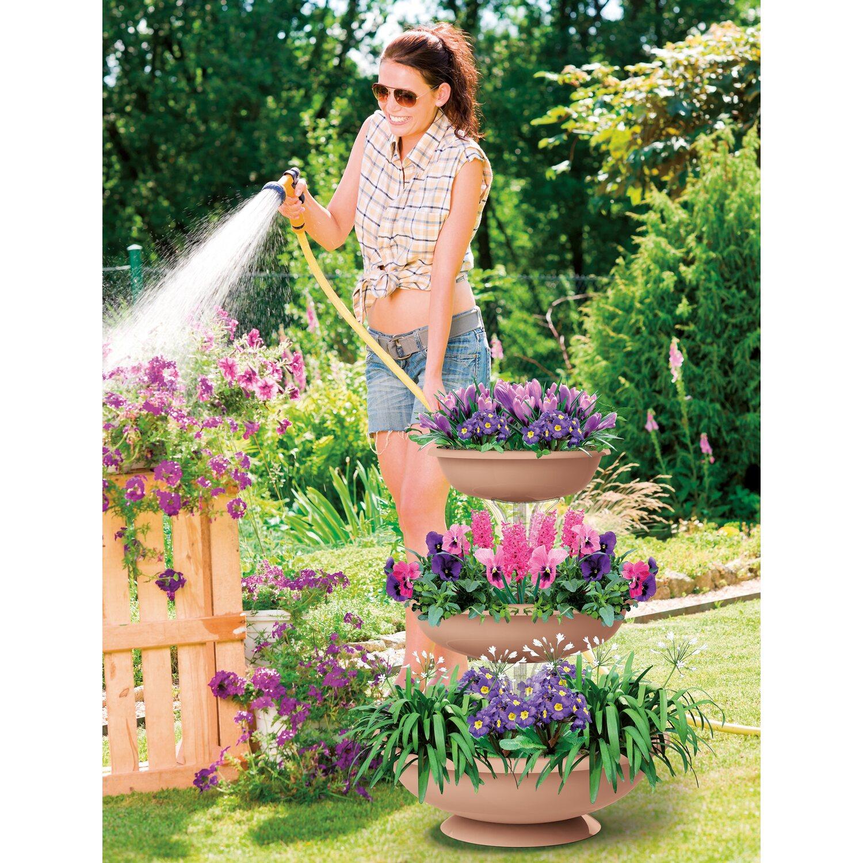 Bama ciotole fontana set 3 pz acquista da obi for Fontane da giardino obi