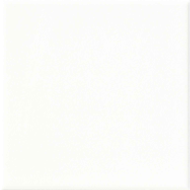 Rivestimento murale cucina uni bianco lucido acquista da obi - Rivestimento cucina bianco ...