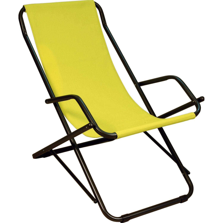 Sdraio Plastica Verde.Stiliac Telo Ricambio Per Sdraio Rio E Swing Verde