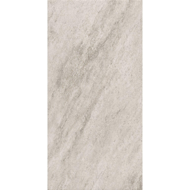 Pavimento gres porcellanato quarzite grigio 30 2 cm x 60 4 for Gres porcellanato grigio