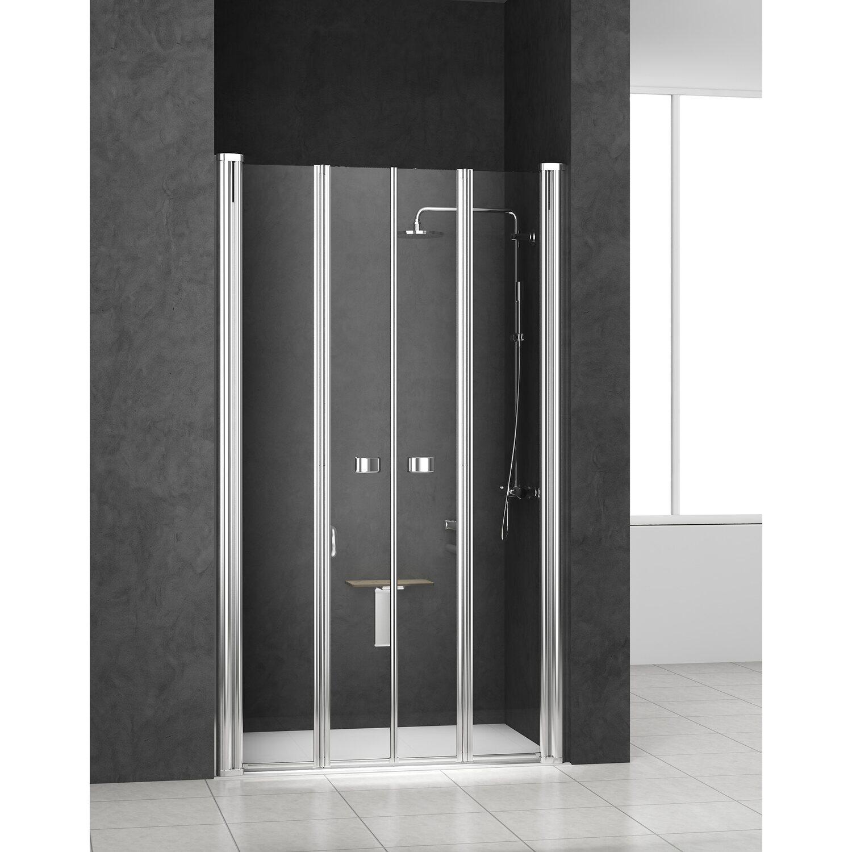 Porta doccia per nicchia 2 2 ante compass 136 141 cm acquista da obi - Ante per doccia ...