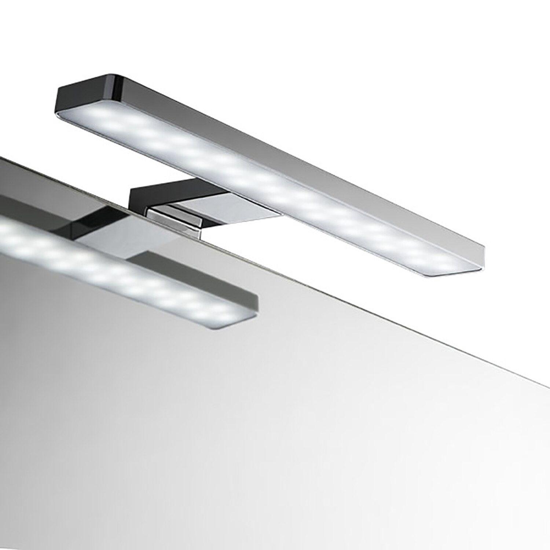 Lampada per specchi led bridge acquista da obi - Luci led per bagno ...