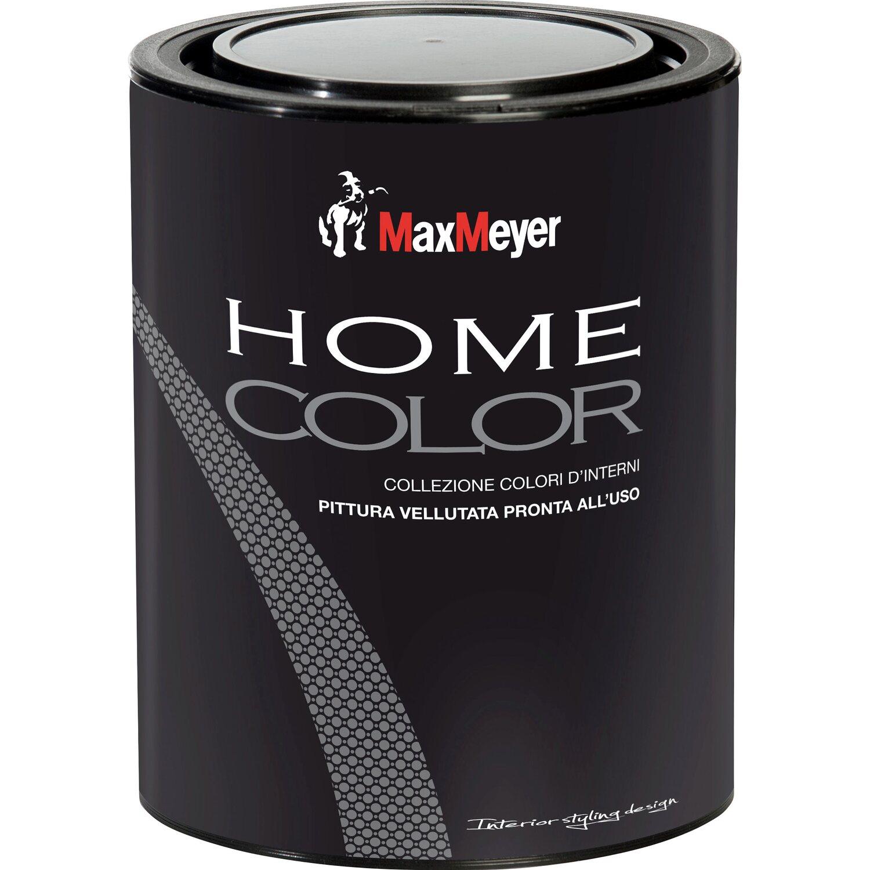 Maxmeyer Idropittura Murale Colorata Home Color Rame 0 75 L Obi