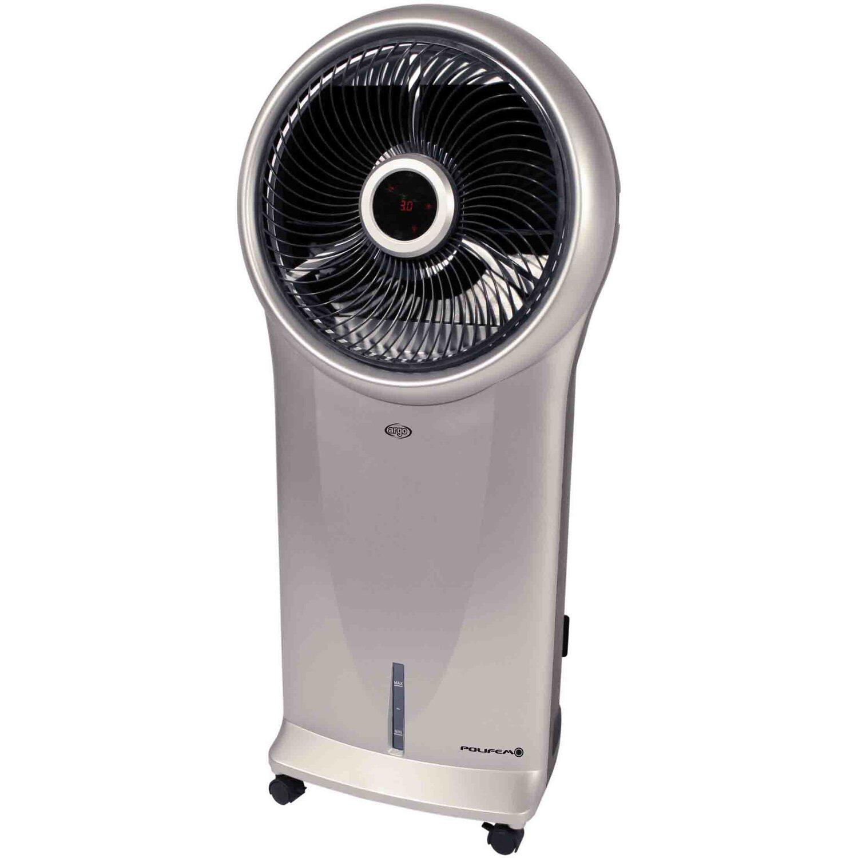 Argo ventilatore evaporatore polifemo con timer e tlc for Ventilatori da soffitto obi