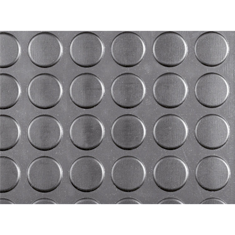 Rotolo pavimentazione in pvc bolle 200 cm grigio al taglio for Finestre pvc obi