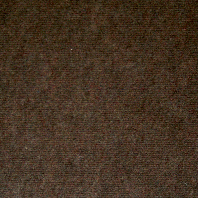Rotolo moquette pavimento rivalta marrone 200 cm al taglio for Moquette grise texture