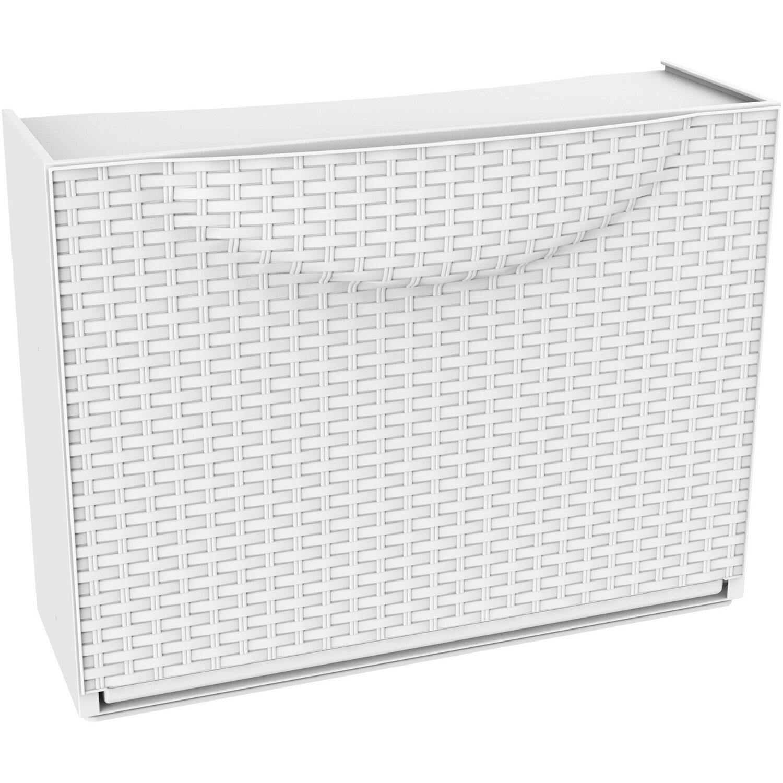 Scarpiere Componibili In Plastica.Terry Scarpiera Modulare Harmony Box Bianco Acquista Da Obi